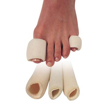 Tubular Foam Toe Bandages-1