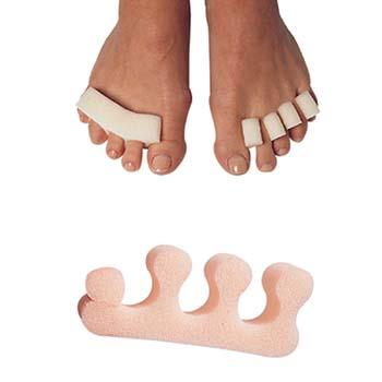 """""""4-in-1"""" Super Soft Toe Cushions®-1"""